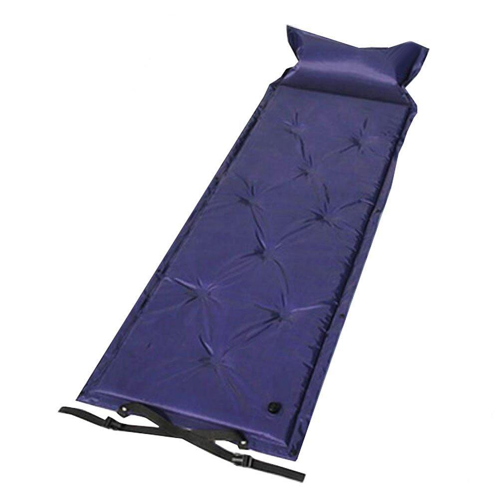 防水軽量アウトドア単一Sleeping mat-blue B01FS75EIW