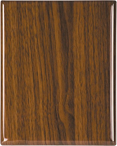 (Ridgecrest Herbals Walnut Piano Finish Wood Plaque 12 by 15-inch )