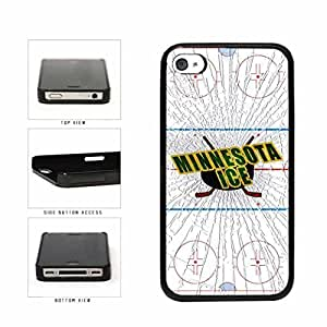 Minnesota Ice Plastic Phone Case Back Cover Case For Iphone 6 Plus (5.5 Inch) Cover