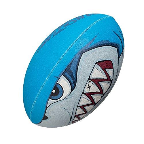 Sharks Rugby - Gilbert Shark Bite Force Rugby Ball
