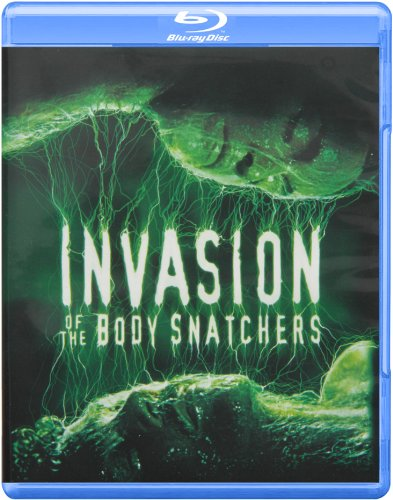 Blu-ray : Invasion of the Body Snatchers (Pan & Scan, Faceplate)
