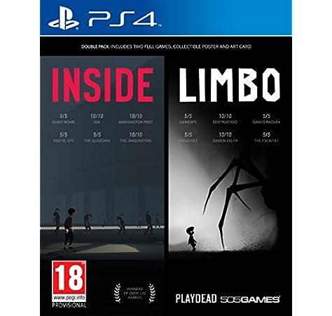 Inside/Limbo Double Pack: Amazon.es: Videojuegos