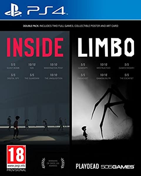 Inside/Limbo Double Pack: Amazon.es: Videojuegos