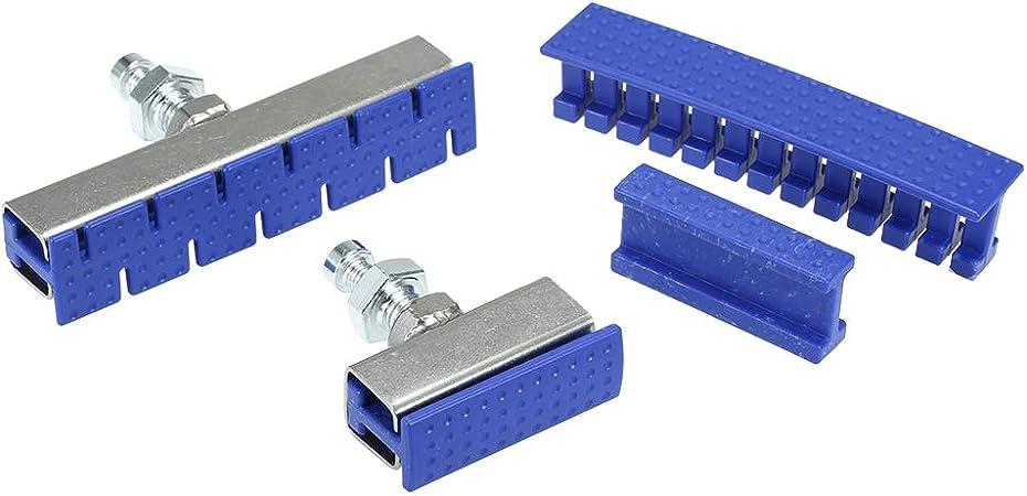 KKmoon Kit de r/éparation de Bosses de carrosserie Set de Joints automatiques pour extracteur de fichiers pour extraire des fichiers en t/ôle pli/ée Outil Mend