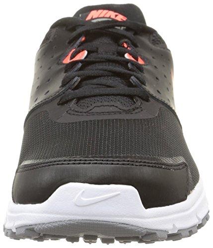 Nike Sneaker Revolution EU mehrfarbig (Black/Brght Crmsn-Cl Gry-White)