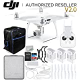 DJI Phantom 4 Pro V2.0/Version 2.0 Quadcopter Ultimate On-The-Go Bundle