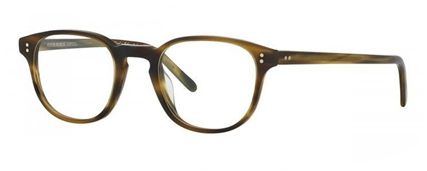 New Oliver Peoples OV 5219 1318 Fairmont Matte Moss Tortoise Eye Wear