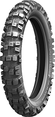 Michelin StarCross 5 Hard Terrain Tire 110/90x19 - Fits: Beta 450 RR Cross Country 2012