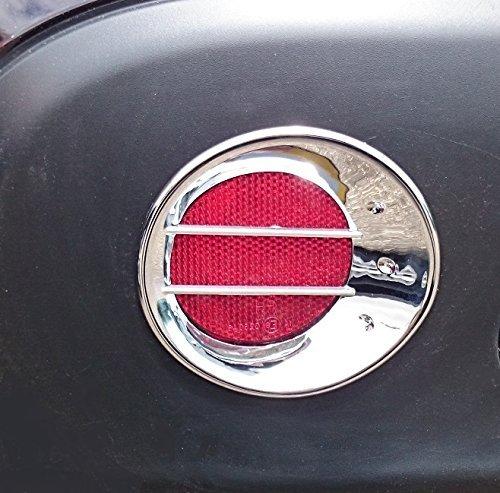 Nissan QASHQAI BJ 2010-2013 CHROM REFLEKTOREN TUNING RAHMEN 2 Teile R/L Seite ZUBEHÖ R BHL