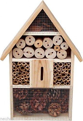 Caja nido para nido Insectos, insectos, insectos Hotel De Madera ...