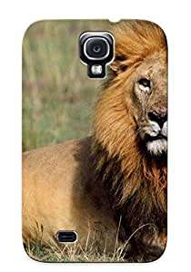 New Arrival Lion For Galaxy S4 Case Cover