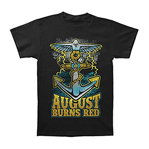 August Burns Red - Dove Anchor (Slim Fit) T-Shirt Size XL