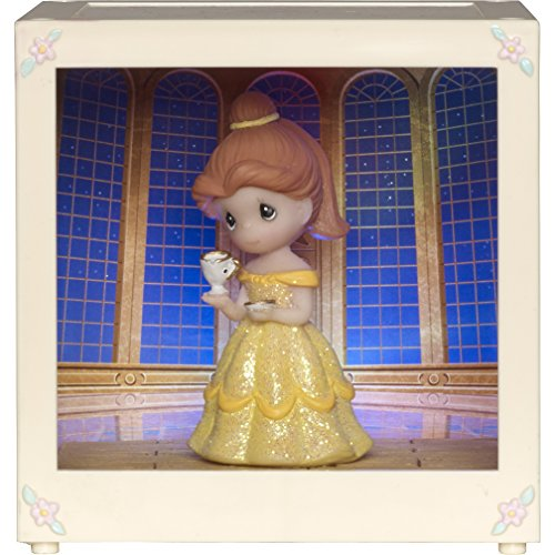 Precious Moments LED Shadow Box Disney Showcase Collection, Multicolor