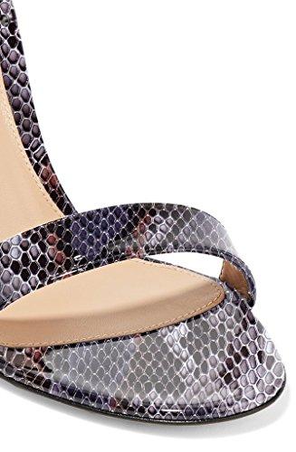 elashe - Correa para el tobillo Mujer morado