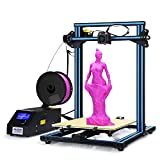 ALUNAR CR-10 3D Printer Aluminum Quick Self Assembly DIY Prusa I3 Kit Large Heated Bed 300x300x400mm Alunar Direct