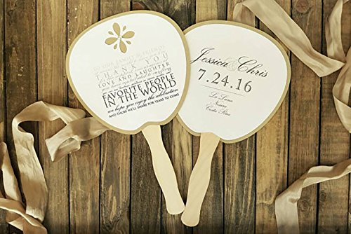 Program Fan, Gold Wedding, Wedding, Weddings, Elegant wedding, Program Wedding, Fan, Program, Wedding, Wedding Thank you, Wedding Program Fan, Wedding Fan, Wedding Thank you