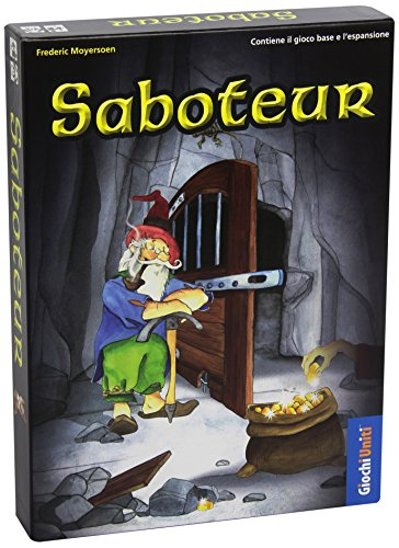 Games Uniti - Saboteur Card Game Base set