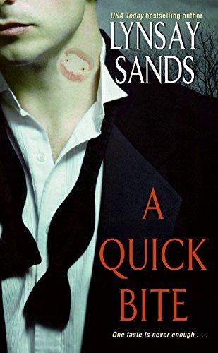 A Quick Bite (Argeneau Vampires, Book 1)