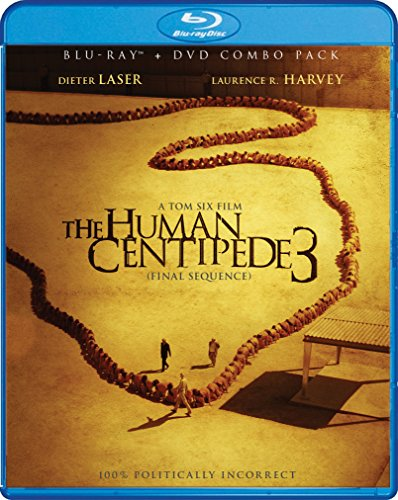The Human Centipede III: The Final Sequence [Blu-ray]