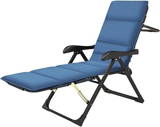 Sillón reclinable Sillas de cubierta de patio Salón sillones ...