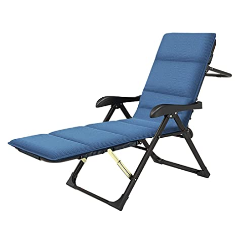 WYJW Patio Lounge Sillones reclinables Plegable reclinable ...