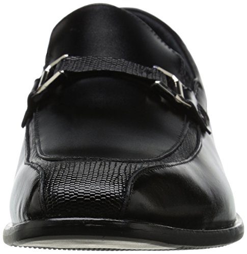 Herren Slipper Stacy Maxfield Adams Schwarz 5q6wFY
