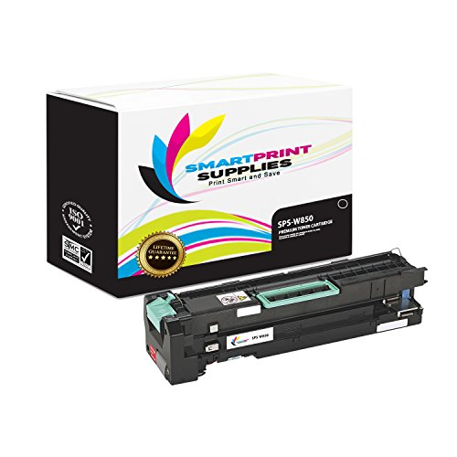 Smart Print Supplies Compatible W850 Black High Yield Toner Cartridge Replacement for Lexmark W850 W850H21G Printers (35,000 Pages) (W850h21g High Yield Toner)