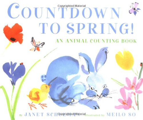 Countdown to Spring! An Animal Counting Book