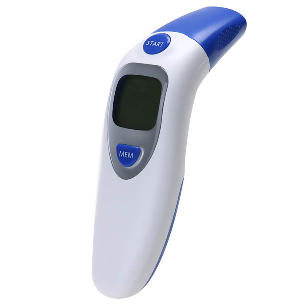Digital Thermometer Multifunktionales Infrarot-Thermometer Stirnthermometer Justdolife ThermoScan