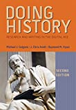 img - for Doing History: Research and Writing in the Digital Age book / textbook / text book