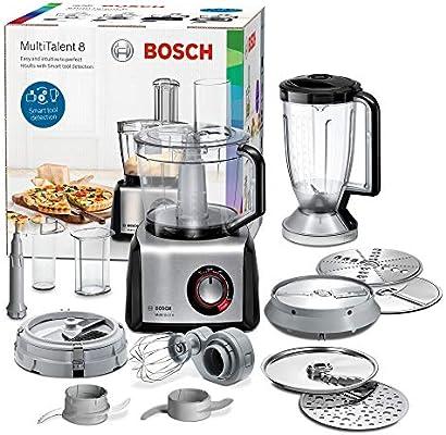 Bosch Hausgeräte MultiTalent 8 Robot de cocina compacto, 1250 W ...