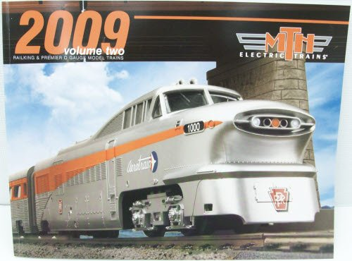 MTH 2009 Railking & Premier O Gauge Catalog V2
