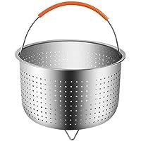 Cesta de aço inoxidável para cozinhar acessórios para panela de pressão cozinhando legumes