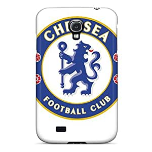 New Style Tpu S4 Protective Case Cover/ Galaxy Case - Chelsea Fc