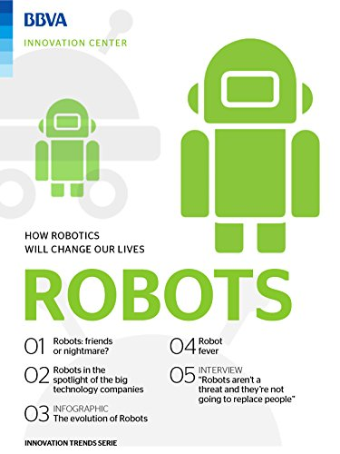 Ebook: Robots (Innovation Trends Series)
