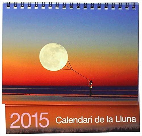 Calendari De La Lluna. 2015
