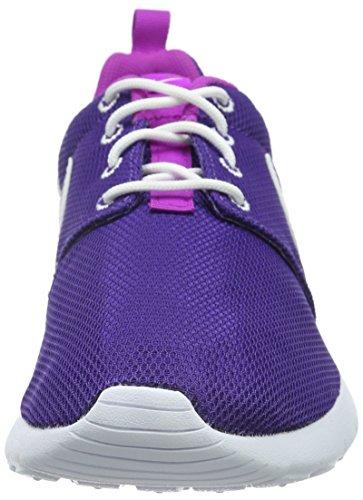 Nike Roshe One (GS), Unisex-Kinder Hallenschuhe Violett (506 COURT PURPLE/HYPR TRQ-HYPR VLT)