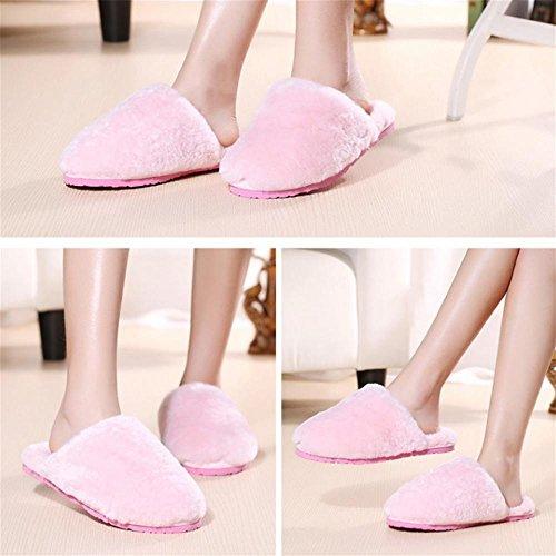 Los De Pink 5 35 Deslizadores 11 Baotou Zapatos 10 6 9 36 Oveja Shangxian 8 Lana 7 Piel 12 4 Casa 38 2 Australia Interior En 37 Zapatillas 3 39 CxawqntY