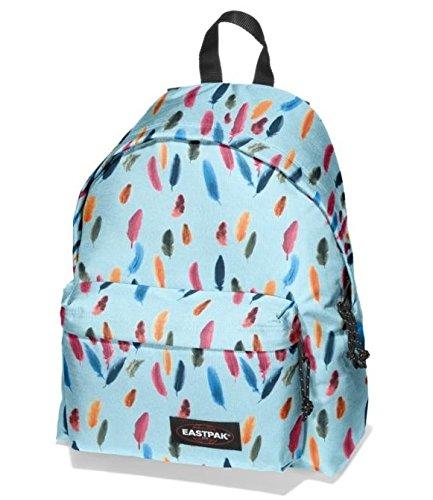 Eastpak mochila acolchado (con pluma de color azul) Pakr: Amazon.es: Ropa y accesorios