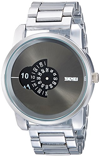 Skmei Analog Black Dial Unisex Watch – 1171SB