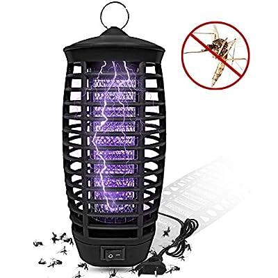 Yeteng Effective Mosquito Killer Bug Zapper, UV Light, Indoor Outdoor Electronic Insect Killer