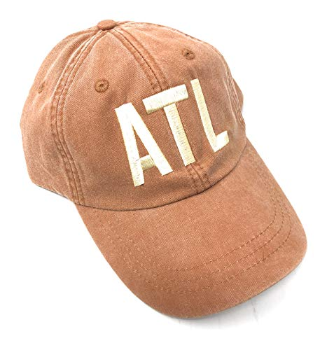 Embroidered ATL Atlanta...