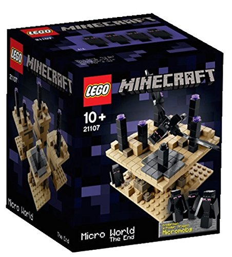 Lego Minecraft Micro World The End Buy Online In Oman Toy