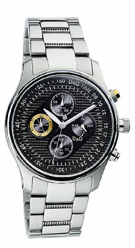 D&G Dolce & Gabbana Men's DW0430 Mentone Analog Watch