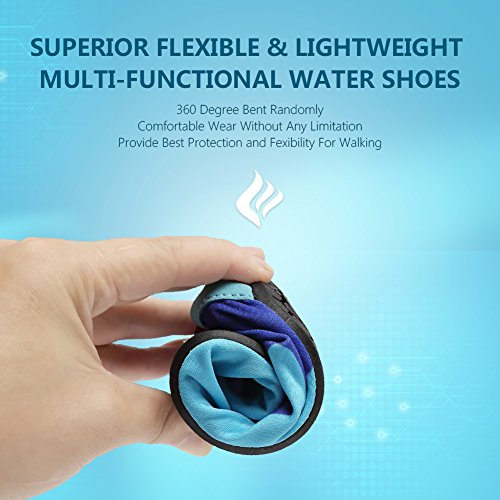 Pool Shoes Surf Kids Women Beach Shoes Exercise and Aqua Dry Lightweight Socks Water Mutifunctional Red04 Men Yoga Quick Barefoot For FANTINY BavYT