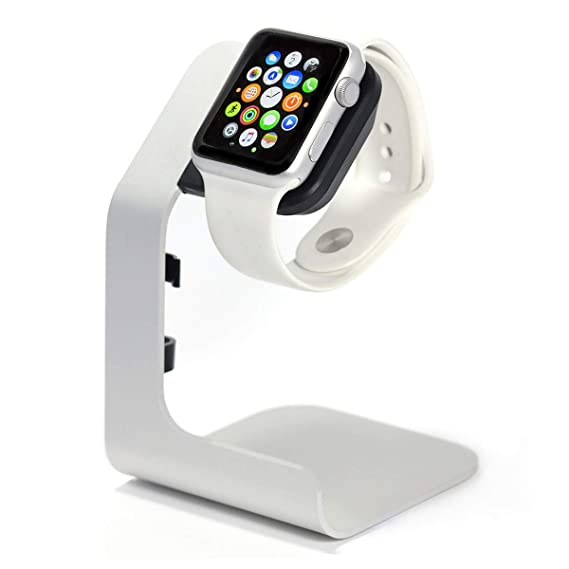 0613e8234ef Apple Watch Stand-Tranesca Apple Watch charging stand for Series 4   Series  3