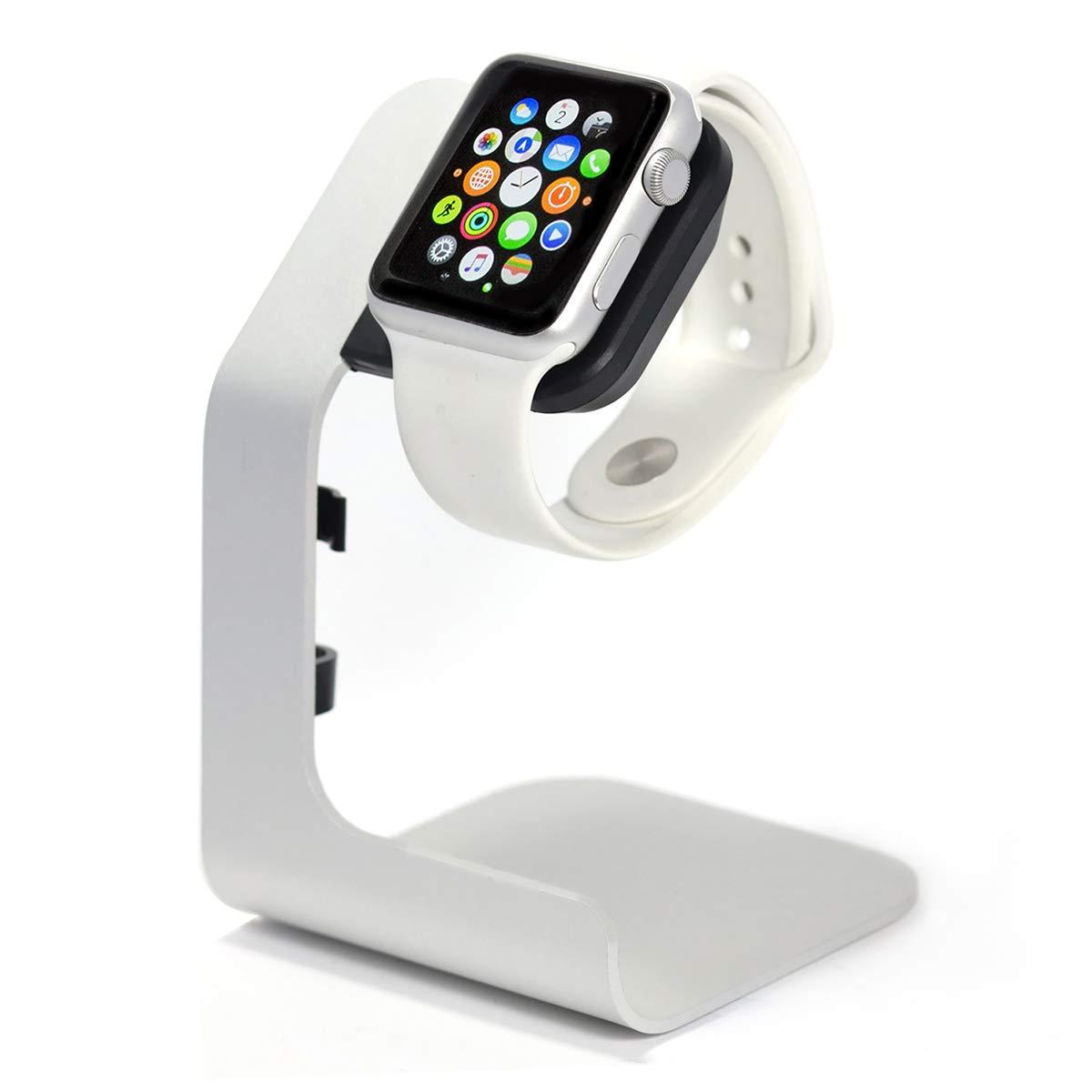 Apple Watch Stand-Tranesca Apple Watch charging stand for Series 5 / Series 4 / Series 3 / Series 2 / Series 1; 38mm/40mm/42mm/44mm Apple watch (Must have Apple watch Accessories)