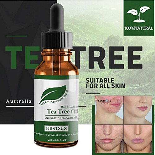 DEESEE(TM)❤️❤️Tea Tree Essential Oil Anti-wrinkle Extract Acne Removal Scars Marks Treatment