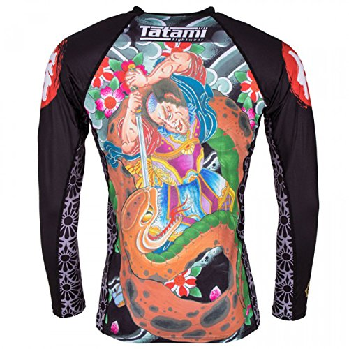 Tatami Fightwear rash guard mens bjj 2019