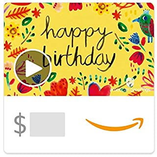 Amazon eGift Card - Butterfly Birthday (Animated) [American Greetings] (B06XWXTWXT) | Amazon price tracker / tracking, Amazon price history charts, Amazon price watches, Amazon price drop alerts